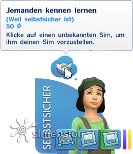 Emotionen erzeugen Neigungen in Die Sims 4