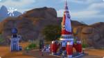 Sims 4 Karrierebelohnung Astronaut: Weltraum erkunden mit der Retrorakete