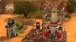 Sims 4 Karrierebelohnung Astronaut: Retrorakete im Aufbau