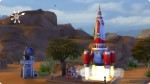 Sims 4 Karrierebelohnung Astronaut: Raketenstart der Retrorakete