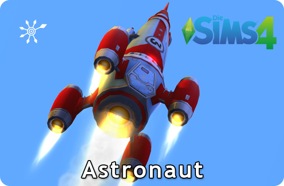 Sims 4 Karriere Astronaut