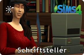 Die Sims 4 Karriere Schrifsteller