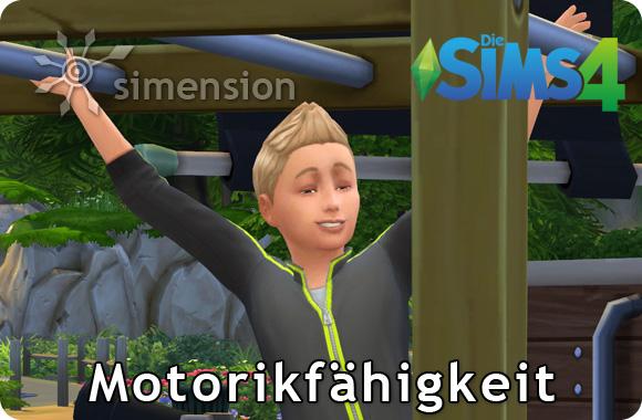 Die Sims 4 Motorikfähigkeit (Kinder)