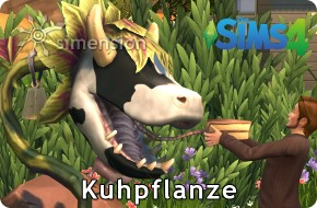 Die Sims 4 Kuhpflanze