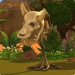 abgestorbene Kuhpflanze in Die Sims 4