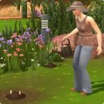 Aufzucht der Kuhpflanze in Die Sims 4