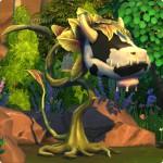 ausgewachsene Kuhpflanze in Die Sims 4