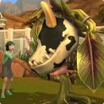 Kuhpflanze ausschimpfen in Die Sims 4
