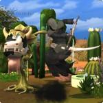 Tod durch die Kuhpflanze in Die Sims 4