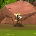 heranwachsene Kuhpflanze in Die Sims 4