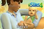 Sims 4 Nachwuchs: Babys