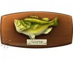 Sims 4 Fisch an der Wand Barsch