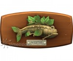 Sims 4 Fisch an der Wand Baumfisch