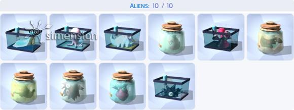 Die Sims 4 Sammlung Aiens – komplett