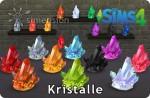 Die Sims 4 Sammlung Edelsteine