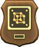 Abzeichen für die Komplettierung der  Sammlung Elemente: Total Elementar