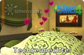 Sims 4 Techtelmechtel
