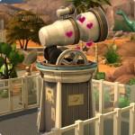 Sims 4 Techtelmechtel im Observatorium