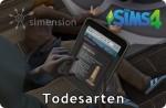 Die Sims 4 Todesarten