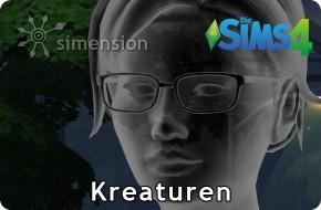Die Sims 4 Kreaturen
