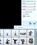 Debug-Objekte in Die Sims 4 filtern