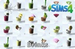 Sims 4 Drinks
