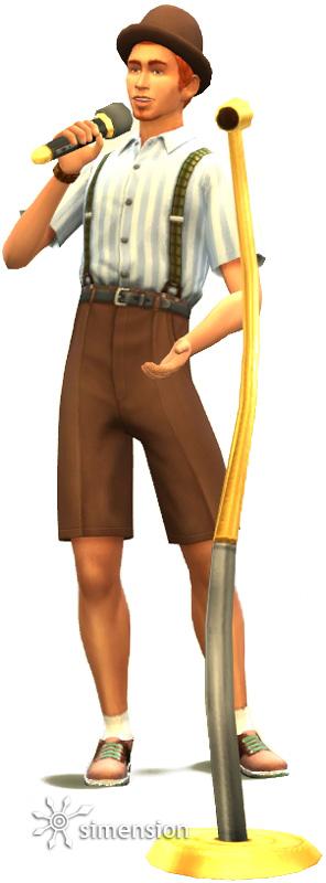 Sims 4 Fähigkeit Comedy: Auftritte
