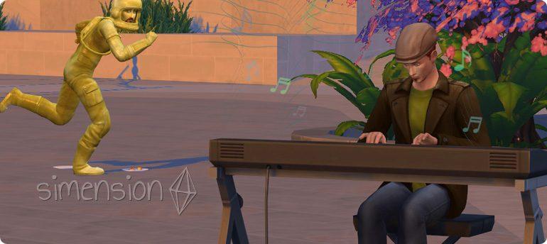 mit der Fähigkeit Klavier Konzert auf dem tragbaren Keyboard geben