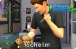 Die Sims 4 Fähigkeit Schelm