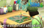 Die Sims 4 Kreativitätfähigkeit (Kinder)