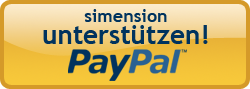 simension mit einer Onlinezahlung unterstützen via PayPal