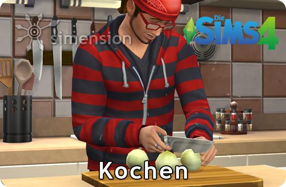 Sims 4 Fähigkeit Kochen