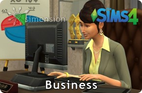 Sims 4 Karriere Business