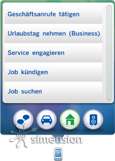 Sims 4 Karriere Business: Als Manager Geschäftsanrufe tätigen
