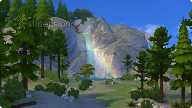 Granite Falls mit verstecktem Grundstück Einsiedlerhaus im Tiefen Wald