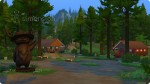 Zentrum der offenen Nachbarschaft mit Maskottchen und Ranger-Station