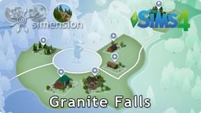 Sims 4 Outdoor-Leben Granite Falls
