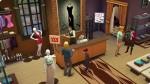 In Kleidungsboutiquen können deine Sims Kleidung verkaufen oder einkaufen.