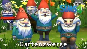Sims 4 Gartenzwerge