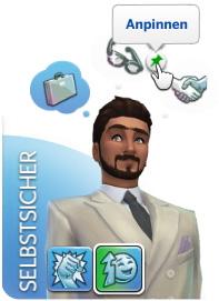 Sims 4 Neigungen können nun festgehalten werden
