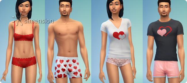 Sims 4 Februar-Patch mit neuen CaS-Teilen