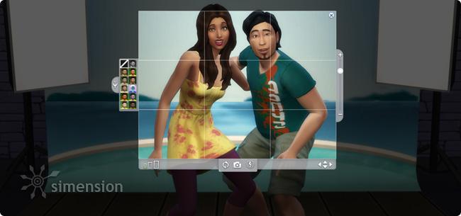 Die Sims 4 An die Arbeit mit neuer Fähigkeit Fotografie