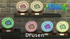 Sims 4 Sammlung Drusen