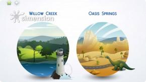 Sims 4 Patch mit neuer Weltenaufteilung: Wohnwelten