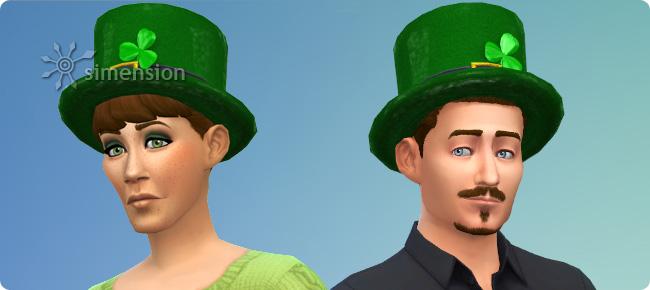 Die Sims 4 Patch mit neuem Hut