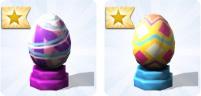 Sammelobjekte aus Ostern 2016 der Sims 4 Sammlung Deko-Eier