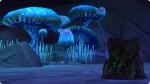 Sammelstelle für Aliens auf dem Versteckten Ort Alienwelt Sixam