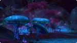 große Pilze überziehen die Sims 4 Alienwelt