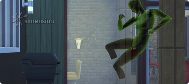 Sims 4 Aliengeister