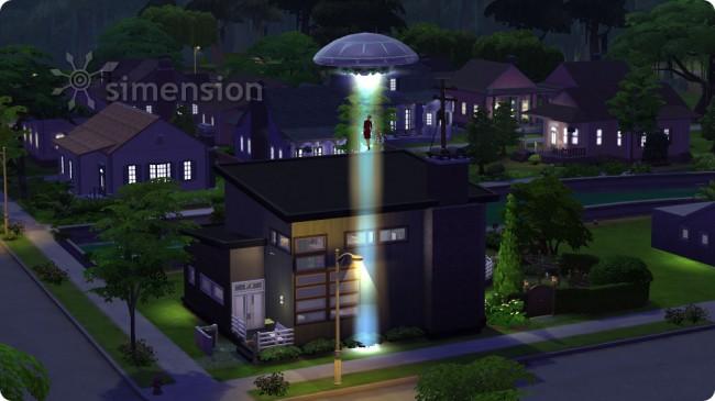 Sims 4 Entführung durch Aliens – Übersicht